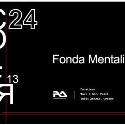 Fonda Mentalism @ Astron Bar Live Recording