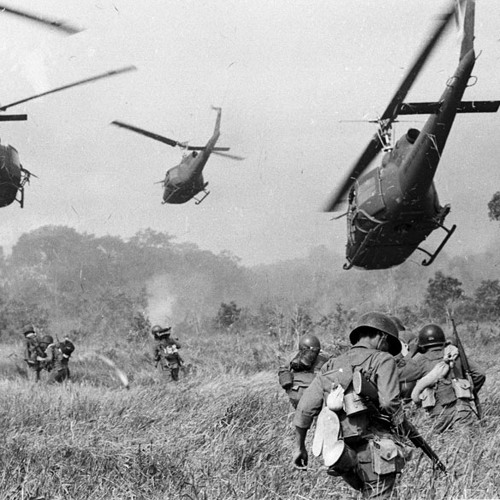 an analysis of the american public reactions to the vietnam war