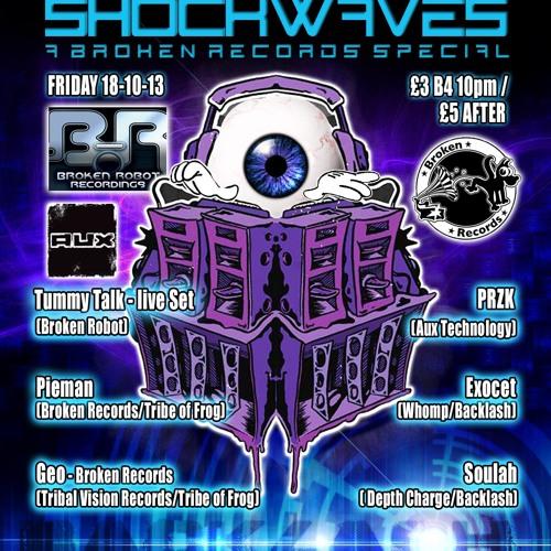 PRZK Oct 2013 Shockwaves Mix
