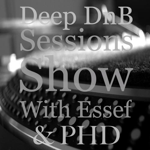 Deep DnB Sessions Show 27/10/2013 pt 2 - PHD Guest Mix