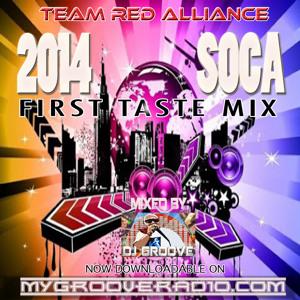 SOCA 2014 FIRST TASTE MIX