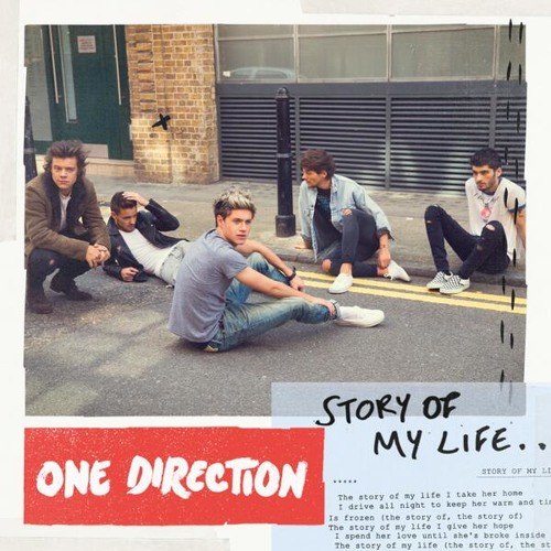 One Direction - Story Of My Life (Slowed Down + Rain)
