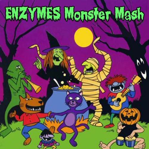 ENZYMES Monster Mash