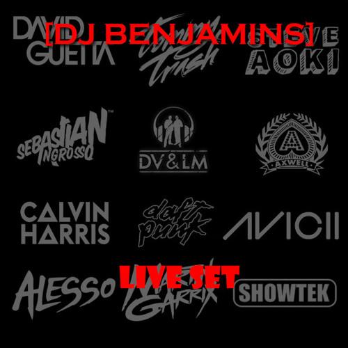 Dj Benjamins -  Set Live