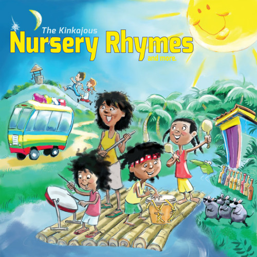 Nursery Rhymes- The Kinkajous