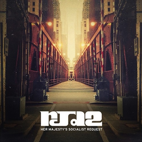 RJD2 - Her Majesty's Socialist Request (Figure Remix)