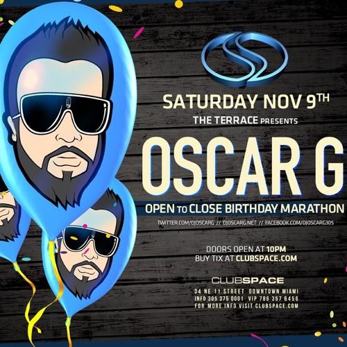 OSCAR G ~ MADE IN MIAMI Mix ~ October 2013