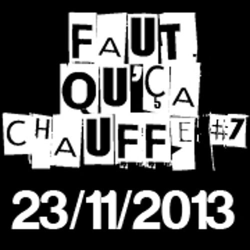 7ème FAUT QU'ÇA CHAUFFE - 23 Novembre 2013 - Coutances