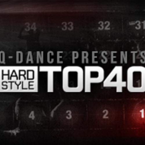 Q-dance Presents: Hardstyle Top 40 | October 2013