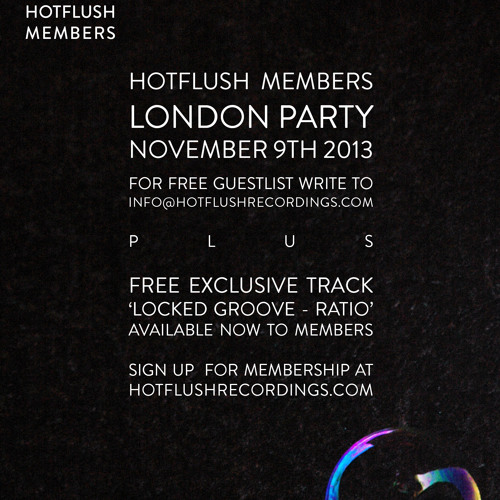 HF MEMBERS TEASER: Locked Groove - Ratio (HFM002)