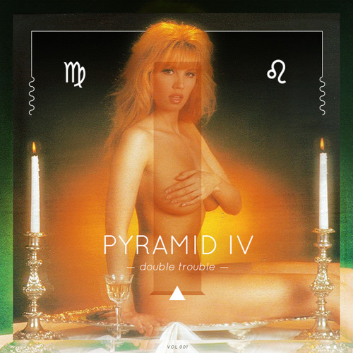 #001 : PYRAMID IV - DOUBLE TROUBLE