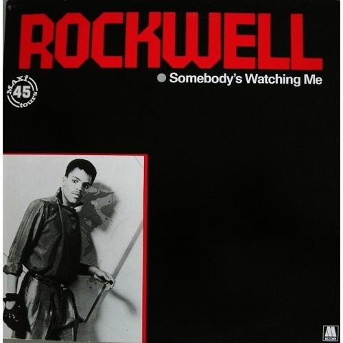 Rockwell-Somebodys watching me (Ozzarb  Remix )