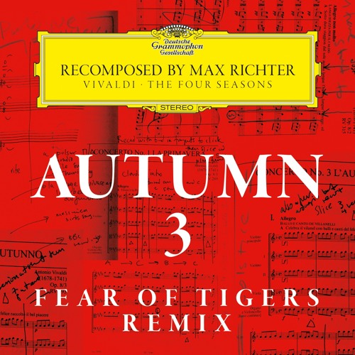 Autumn 3 -Fear of Tigers RMX Radio Edit
