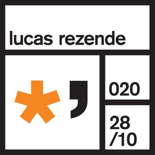 l*ghtw'rks #020 Lucas Rezende