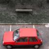 Védett Férfiak® - Dögös vörös Renault 5-ös (2006)
