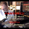 FANTASTY - Com2us Tower Defense Lost Earth - Apollo D1 (7 - String Powered Soundtrack)