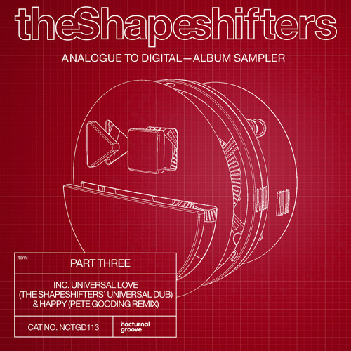 The Shapeshifters & Davos feat. Natalie Peris - Universal Love (Universal Dub - Web Edit)