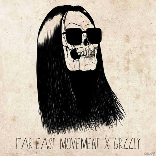 FAR EAST MOVEMENT GRZZLY RADIO - DJ SET BY: ETC!ETC! - PODCAST EP. 12
