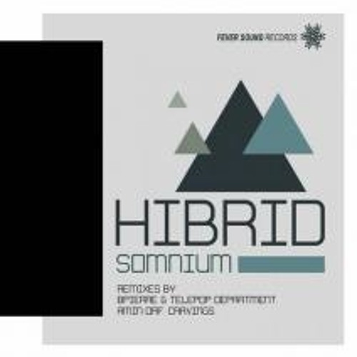 OUT NOW | Hibrid - Somnium (Amin Orf This Is Not A Remix)
