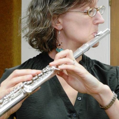 Nicole Riner, flute