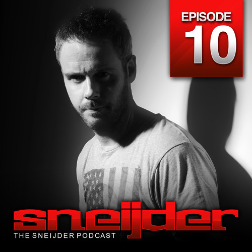 The Sneijder Podcast 010 - Live From The Arches, Glasgow