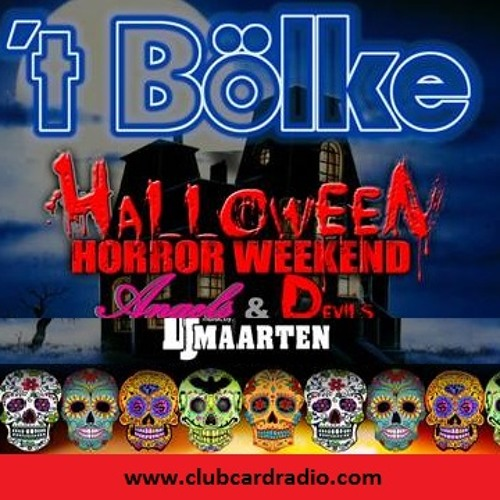 Bolke HitMix - October 2013 (Halloween Version)