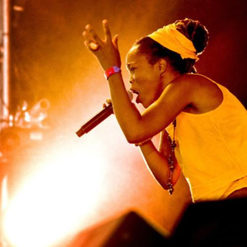 Queen Ifrica - Freedom Of Speech (Dark Able Remix)