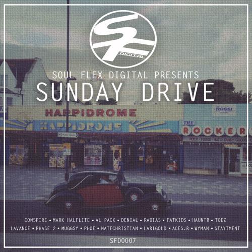 SFD0008  Larigold - Sunset Bay - Sunday Drive Album