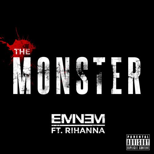 eminem monster