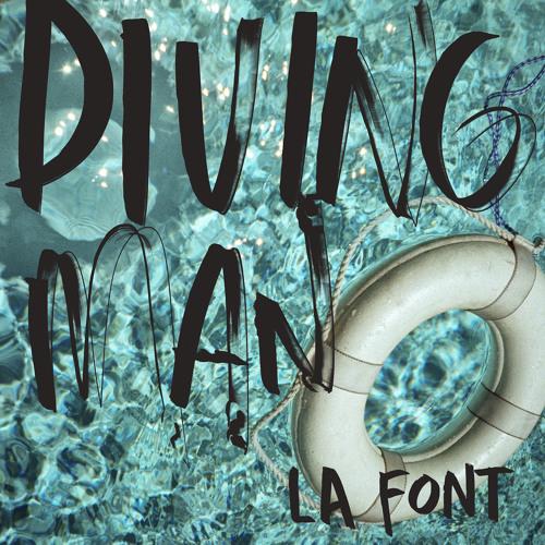 LA Font – Diving Man