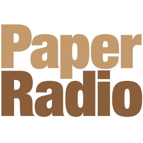 Paper Radio - Autumn '13
