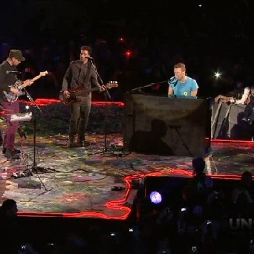 Warning Sign - Coldplay Live