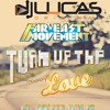Dj Lucas Feat Far East Movement ft. Cover Drive - Turn Up The Love (2013) Extended