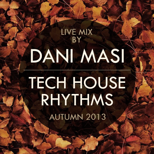 Tech House Rhythms Autumn 2013 (Live Mix)