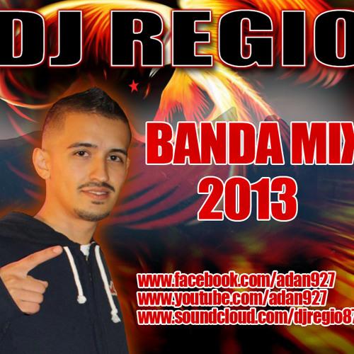 DJ REGIO - BANDA ROMANTICA MIX NOVIEMBRE 2013