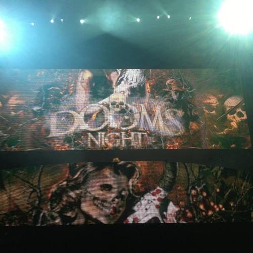Somna @ Dooms Night 2013 (Main Stage Warm Up)