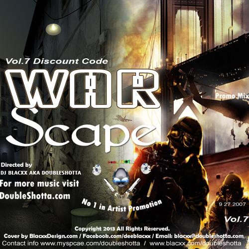 Double Shotta Sound DJ Blacxx War Scape / Discount Code Mix 9 27 07
