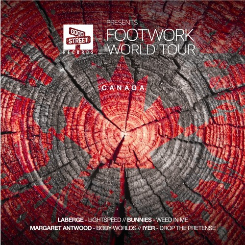 GSTR020 - Various - Footwork World Tour: Stop 2 - Canada (PREVIEW) OUT NOW