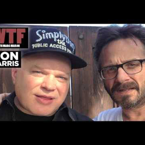 Don Barris Discusses The Big 3 Project with Marc Maron (August 1, 2013)