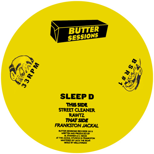 Street Cleaner - Sleep D