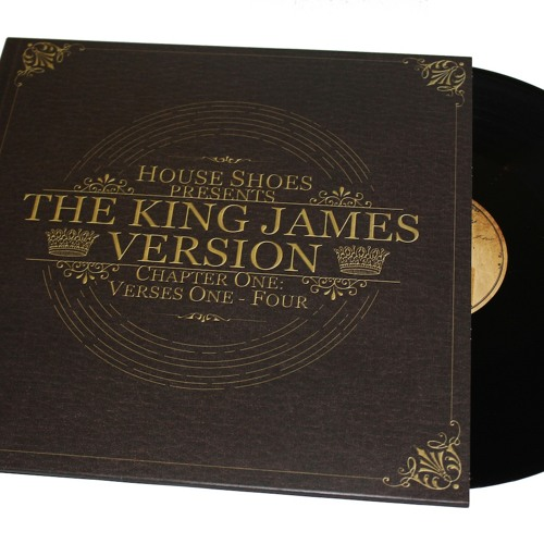 HouseShoes - King James Version (Download) / Vinyl Out Now!