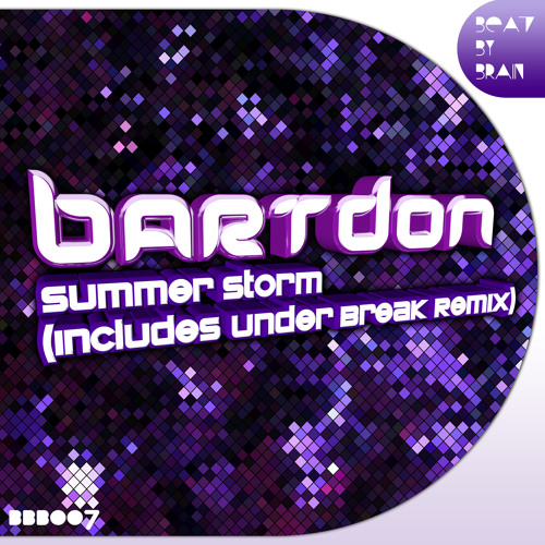 Bartdon - Summer storm [18.November on Beatport]