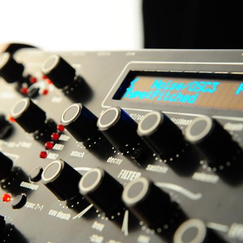 Xenophone (Dynamic Drum Pattern)