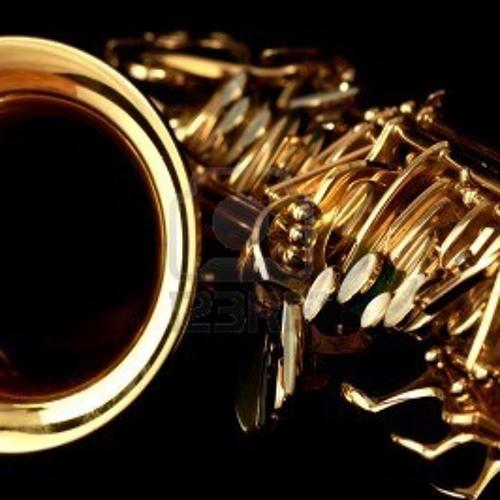 Je joue du sax
