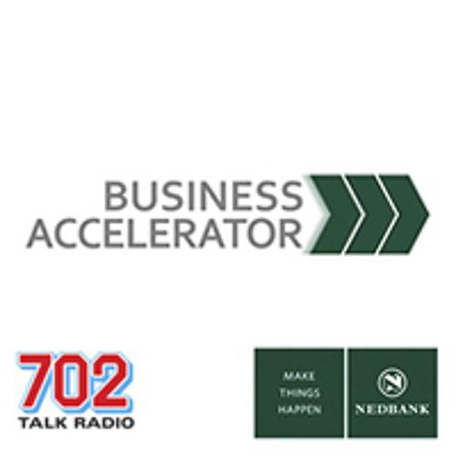 Talk Radio 702 Business Accelerator with Nedbank