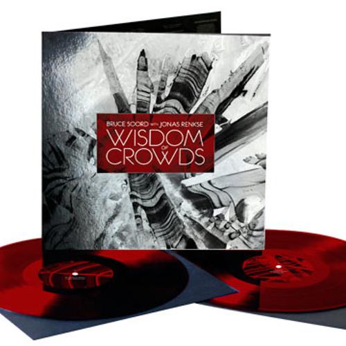 Wisdom of Crowds (Bruce Soord with Jonas Renkse) - Frozen North (edit)