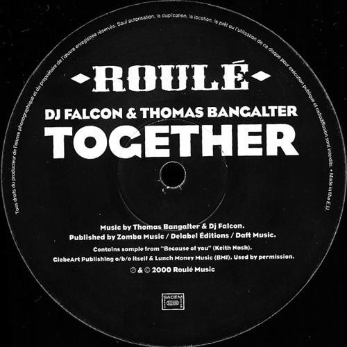 DJ Falcon & Thomas Bangalter - Together