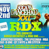 Download Soca vs Dancehall (SvD) Promo Mix Ft. RDX Nov.2 The In The Sand Amsterdam Mp3