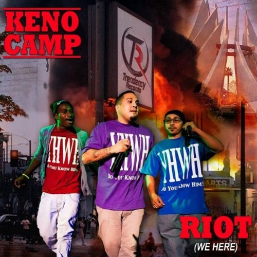 """Keno Camp - """"We Here"""""""