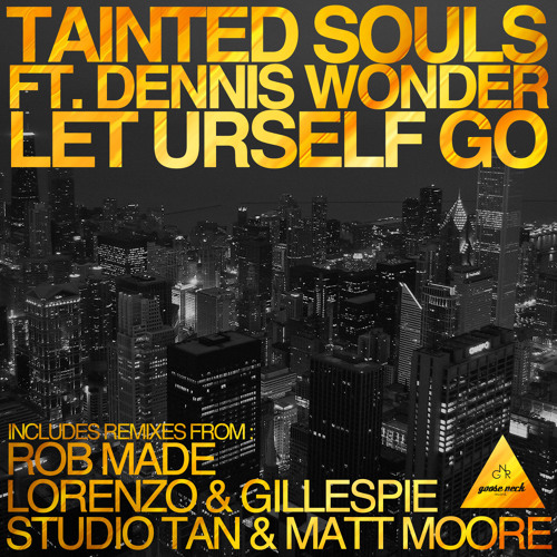 Tainted Souls feat. Dennis Wonder - Let Urself Go (Rob Made Remix) OUT NOW!